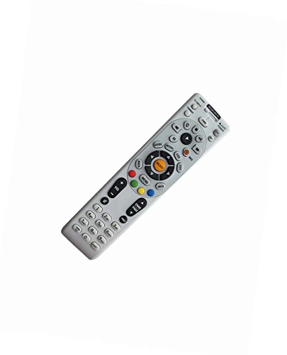 ReplacementIR Remote Control For DIRECTV RC64 RC65 RC64R 4-Device LCD LED HDTV Plasma TV TVs A/V - Rc64 Remote Tv Direct