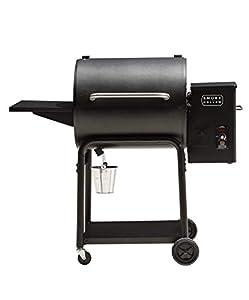 Smoke Hollow SH19260319 WG600B Pellet Grill, Black made by  epic Masterbuilt Manufacturing, LLC