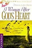 img - for A Woman After God's Heart: Discovering Your Legacy as God's Daughter (Aglow Bible Study) by Eadie Goodboy (1999-01-03) book / textbook / text book