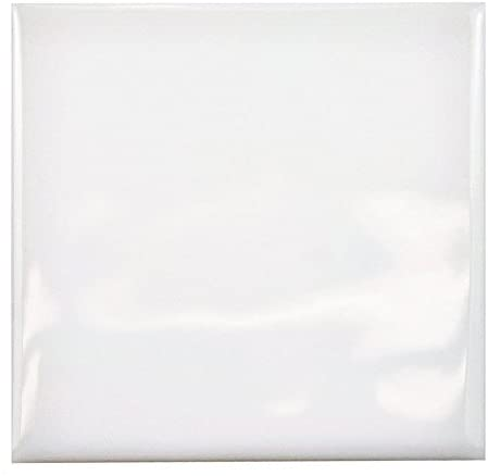 6/'/' Square Ceramic Tile Coated for Sublimation