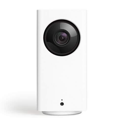 Wyze Cam Pan 1080p Pan Tilt Zoom Wi-Fi Indoor Smart Home Camera with Night Vision, 2-Way Audio, Person Detection, Works with Alexa the Google Assistant