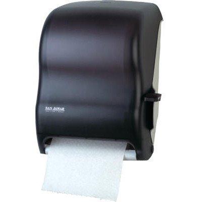 San Jamar Lever Roll Towel Dispenser without Transfer Mechan