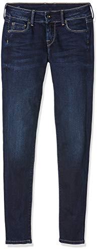 Mujer Pepe Vaqueros Azul H45 Used Worn Soho 10oz Dark Para Jeans IxfA7fT
