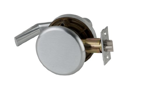 Schlage AL25D SAT 626 Al Series Exit Lock Sat 626, Satin Chrome Plated