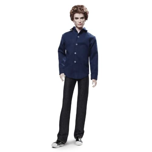 Mattel Barbie Collector The Twilight Saga: Breaking Dawn Part II Jasper Doll