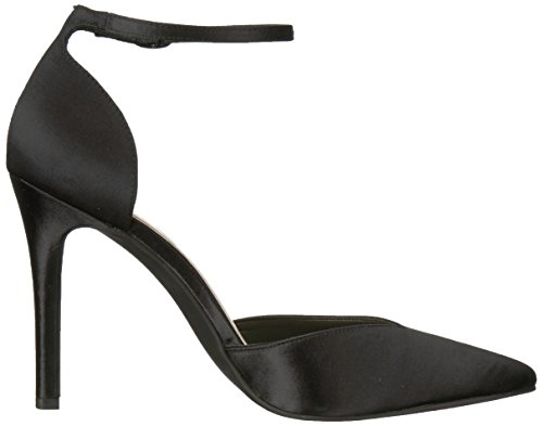 pump Black Women's Cirrus Simpson Satin Dress Jessica IfzqRw