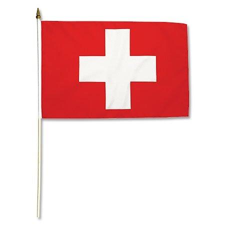 Suiza Bandera Pequeño
