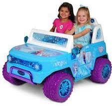 Disney 12V Battery-Operated Ride-On