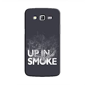 Cover It Up - Up In Smoke Galaxy Grand 2 G7106 Hard Case