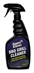 Super Clean Brands Inc Super Clean Foam Grill Case Of 6, Super Clean Brands Inc