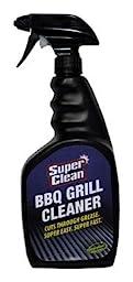 Super Clean Brands Inc Super Clean Foam Grill Case Of 6, Super Clean Brands Inc