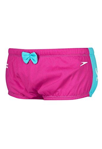 Speedo Girls' Swim Diaper, Pink, Small