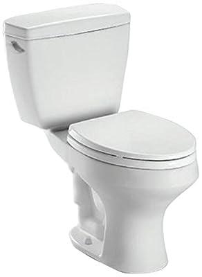 TOTO CST405F-12 Rowan 1.6 GPF Two Piece Round Toilet - without Seat,Sedona Beige