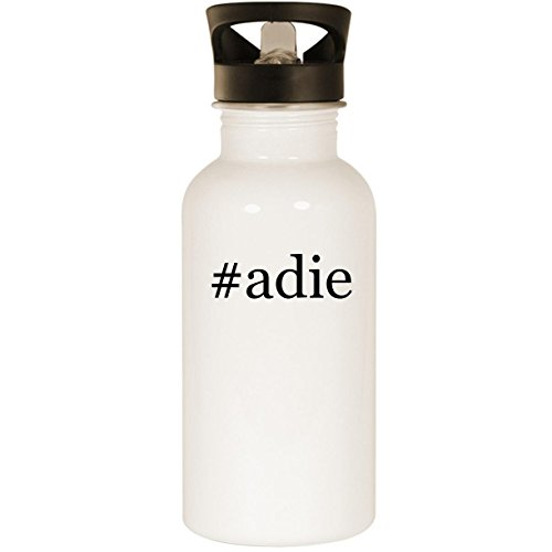 #adie - Stainless Steel Hashtag 20oz Road Ready Water Bottle, - Goodyear Shoes Adidas Men