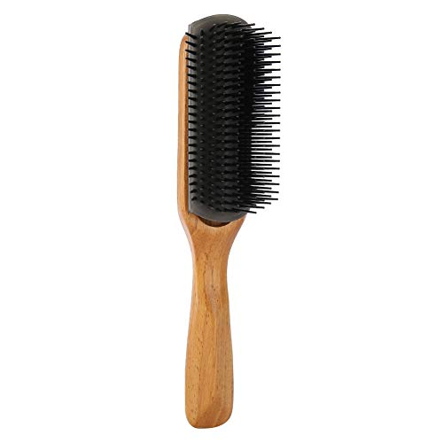 - Mufuny Hair Massage Nine Rows Combs, Men Oil Head Comb Hairbrush Hairdressing Styling Tools (Color : Black)