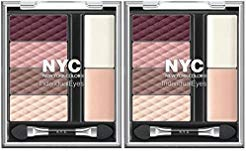 New York Midtown - NYC New York Color Individual Eyes Shadow Compact #945 MIDTOWN MAUVE (PCK OF 2)