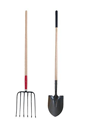 6 Tine Manure Fork - 2