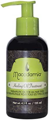Macadamia Oil Natural Oil Healing Oil Treatment 4.2 Ounces