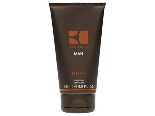 Hugo Boss Orange Man homme / Men, Duschgel 150 ml, 1er Pack (1 x 150 ml)