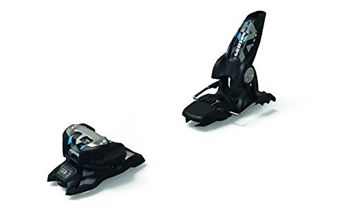 Marker Griffon 13 ID Ski Bindings 2019 - Black 110mm (Best Alpine Ski Bindings 2019)