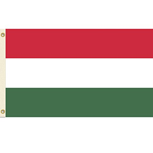 Vista Flags 3x5 Hungary Flag Hungarian Polyester Country Fla
