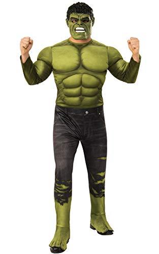 Rubie's Marvel: Avengers Endgame Adult Deluxe Hulk