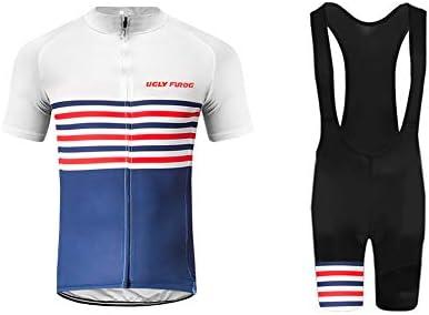 Uglyfrog Ropa Ciclismo MTB Racing Team Verano para Hombre ...