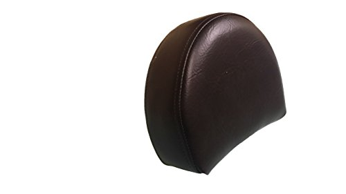 Complete Crossroad System (Grasshopper Limited Drivers Backrest for Victory Cross Roads or Cross Country NON STUDDED, Quick Release Complete System 100% American Made)