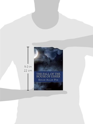 The Fall of the House of Usher: Edgar Allan Poe: 9781517348069 ...