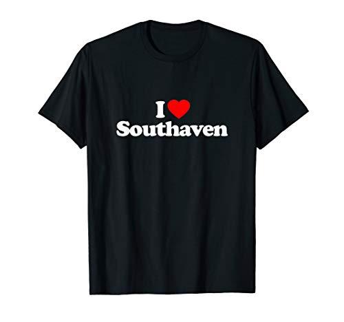 I Love Southaven Heart Souvenir Funny ()