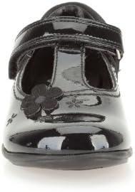 Clarks Trixi Joy Inf Black Pat - Black Pat - 7.5 UK Child