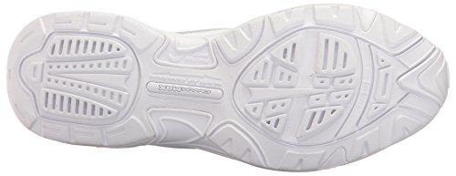 Reebok Mens Ultra V DMX Max Walking Shoe White/Coll. Navy ol4Bl