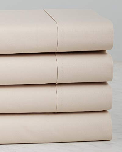 Bellino Luxury Percale Sheet Set, Queen Sheet Set ()