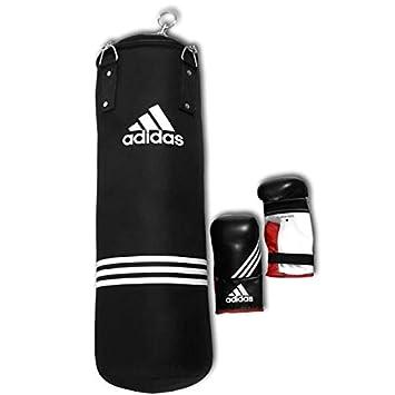 amazing selection many fashionable factory outlets Adidas kit sac de frappe + gants adibgs01: Amazon.fr: Auto ...