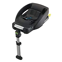 Maxi-Cosi Easyfix Car Seat Base, ISOFIX or Belted Installation for CabrioFix, Suitable from Birth, 0-12 m, 0-13 kg