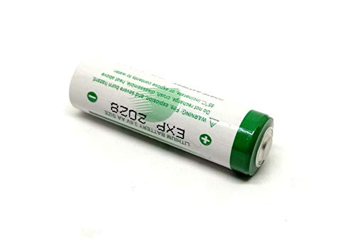 INVENTO 1pcs 3.6V 2700mah ER14505 AA LITHIUM THIONYL CHLORIDE BATTERY (LiSoCl2) Battery Non Rechargeable for CNC PLC FANUC Price & Reviews