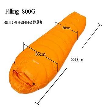 Amazon.com: Saco de dormir SeedWorld – Relleno de 400 G 600 ...