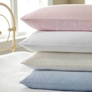 Brushed Cotton 4 Ft Small Double Fitted Bed Sheet Flannelette Flannel Bed Linen