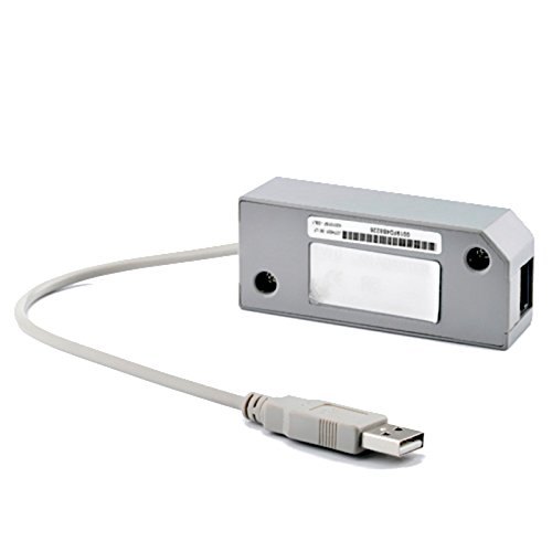 HDE Nintendo Switch / Wii U / Wii USB to LAN Network Adapter Ethernet [Wired Connection] Converter