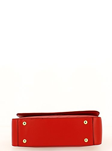 Ted Lapidus, Borsa baguette donna Rosso rosso