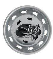 Black CAT home decor SINK STRAINER Kitchen drain plug