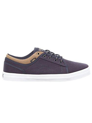 Zapatos DVS Aversa Azuloscuro Twill