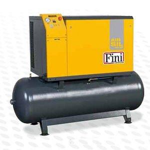 Compresor de aire de pistón insonorisés 500 litros 7,5 CV NuAir