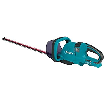 Makita XHU04Z 18V X2 (36V) LXT Lithium-Ion Cordless 25-1/2 Hedge Trimmer, Tool Only