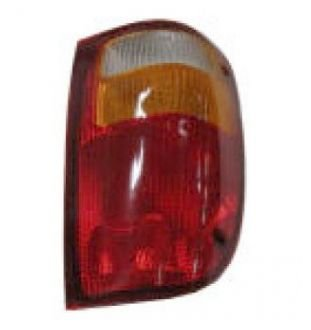 Taillight Taillamp Brake Light Passenger Side Right RH for 01-06 Mazda Pickup