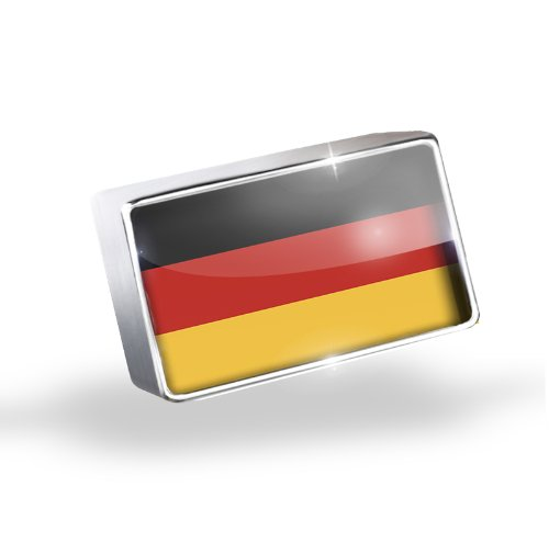 Floating Charm Germany Flag Fits Glass Lockets, Neonblond by NEONBLOND