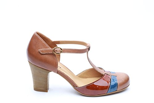 Scarpe italiane charleston multicolor