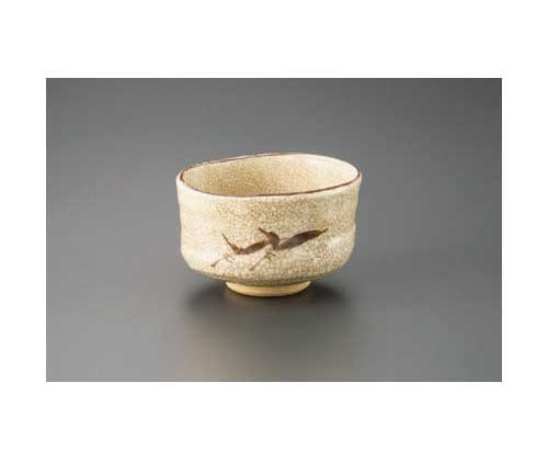 Made by Keitoh Shino 11.5 cm Match Bowl Pottery Ware