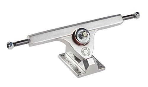 Caliber Truck Co. 10-Inch Skateboard Truck (Set of 2), Silver, 44-Degree