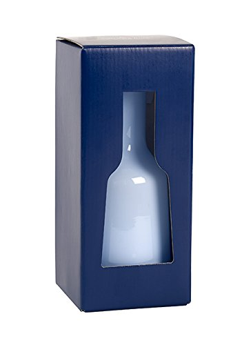 20 cm Blue Villeroy /& Boch Nek Mini Vase Mellow Blue Glass